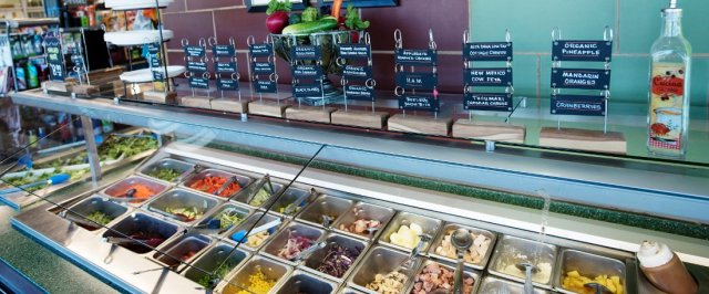 Cid's Salad Bar