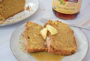 Maple Pancake Bread