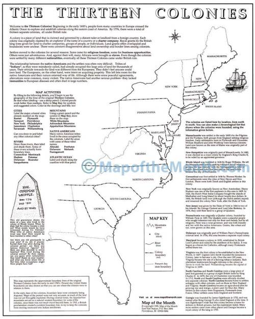 small resolution of 32 Label 13 Colonies Map - Labels Database 2020