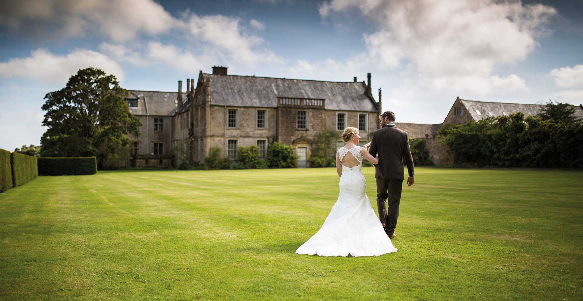 What people say about Mapperton Weddings