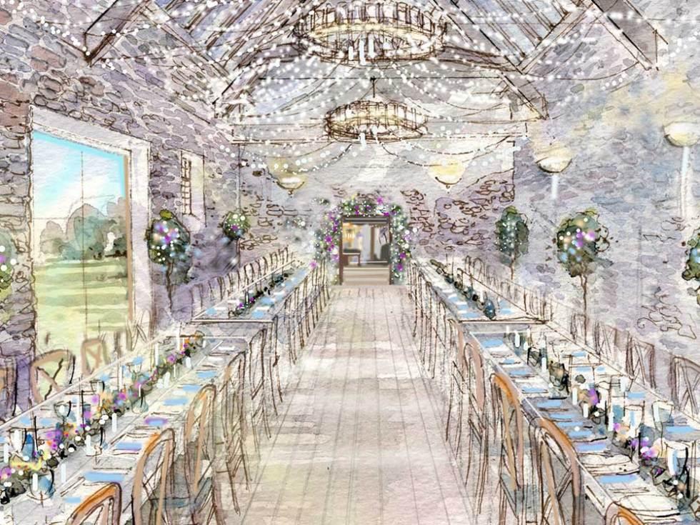 Our Venue - Mapperton Weddings Dorset country house wedding venue
