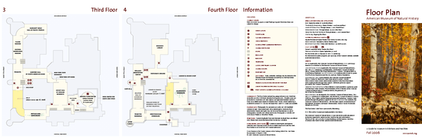 Floor Plan Of Museum Of Natural History New York Map