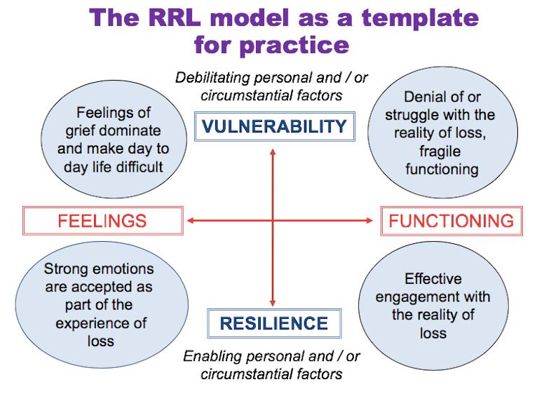 RRL Model template