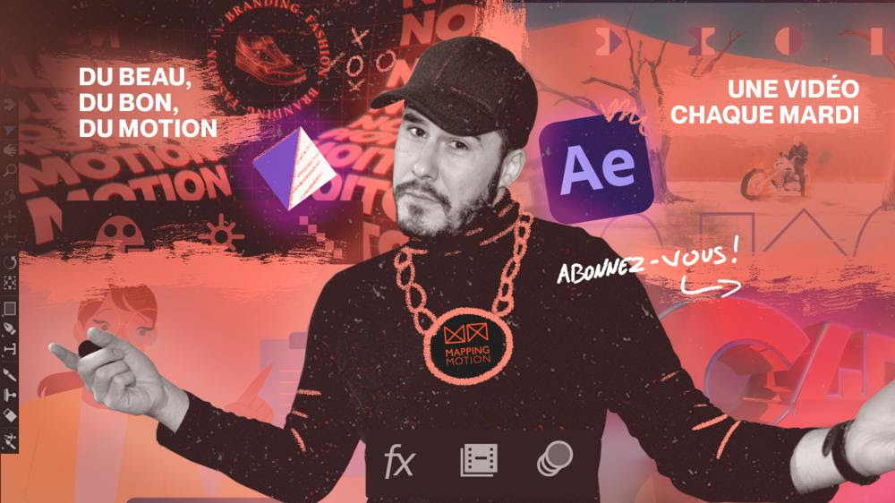 Les bases d'After Effects