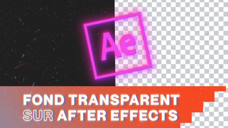 Mapping Motion -Tuto_Video_Fond_trasnparent_After Effects
