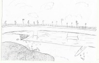 Carrington Bridge by Mahalia