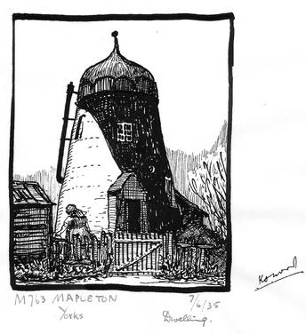 Mappleton in June 1935