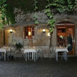 Il Bacaro: delicious food in a tiny restaurant hidden in a corner of Rome