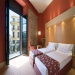 Una Hotel Napoli: affordable boutique hotel in Naples, Italy