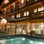 The Lodge: Sir Richard Branson's mountain retreat in Verbier, Switzerland