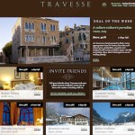 Travesse launches flash sales for luxury travel