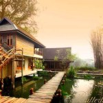 Butterfly Resort in Chiang Mai, Thailand: exquisite riverfront villas with an emphasis on privacy