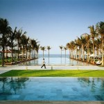 Luxury beach resort in Vietnam