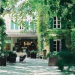 Le Prieuré: five star hotel in medieval Avignon