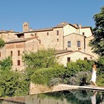 Castel Monastero: enchanting 11th century luxury hotel retreat in Tuscany