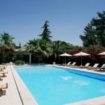La Magnaneraie: charming hotel with lovely gardens in Avignon