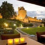 Hotel du Chateau Carcassonne: charming boutique hotel just outside the walled city