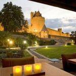 hotel du chateau carcassonne