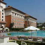 Hyatt Regency Kathmandu: Luxury near the Boudhanath Stupa
