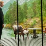 Juvet Hotel Norway: setting of Ex Machina movie