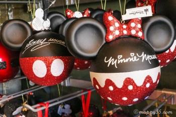 カリフォルニアディズニーで買えるクリスマスグッズ 【飾り物編】