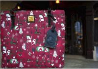 【クリスマス限定新バッグ】年パス持ちしか買えないデザインもある!?