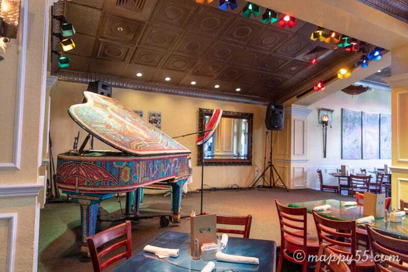 ダウンタウンディズニーにあるレストランのジャズキッチン