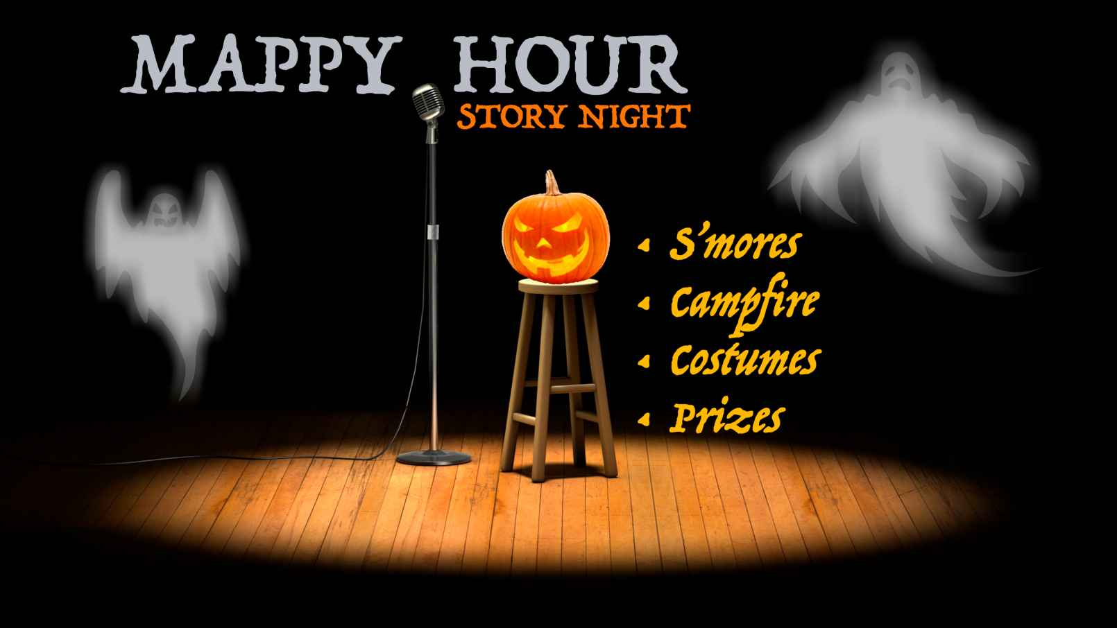 scary stories mappy hour