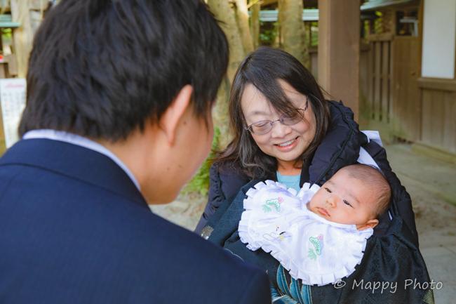 Mappy Photo お宮参り Kids