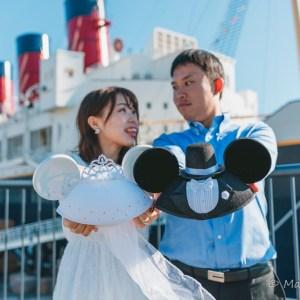 前撮り 結婚式 ロケーション