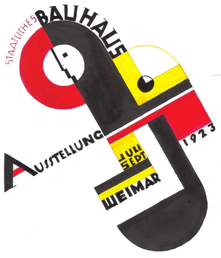 Diseno Y Arte Bauhaus