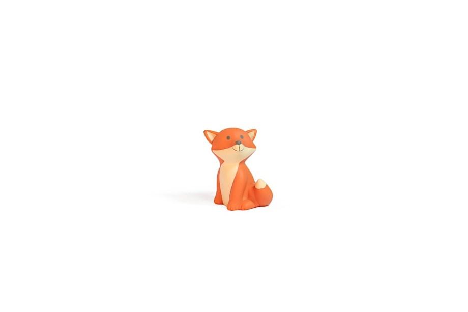 Tirelire renard - César - Atelier Pierre junior - César a tout pour vous faire fondre, rien qu'en le regardant. Il habite la forêt et il est tout à fait prêt à venir dans votre maison pour accueillir les premières pièces de votre enfant.