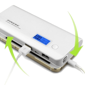 Carregador celular portátil 10000 mah pineng