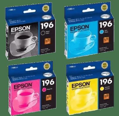 Cartucho Epson 196 | Impressoras e Acessórios MA Print