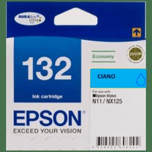 Cartucho Epson 132 Ciano Compatível