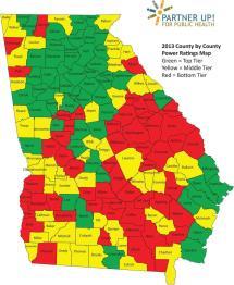 Atlanta On Us Map - Vtwctr