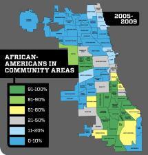 Chicago Crime Map Neighborhood