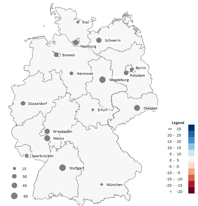 Excel-Map-Germany-6 – Maps for Excel
