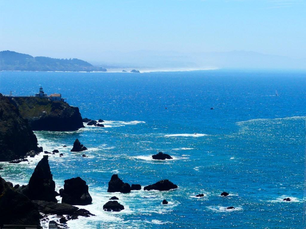Point Bonita Lighthouse Mendell Trail