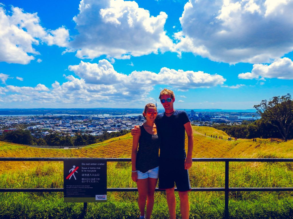Auckland Mt Eden couple
