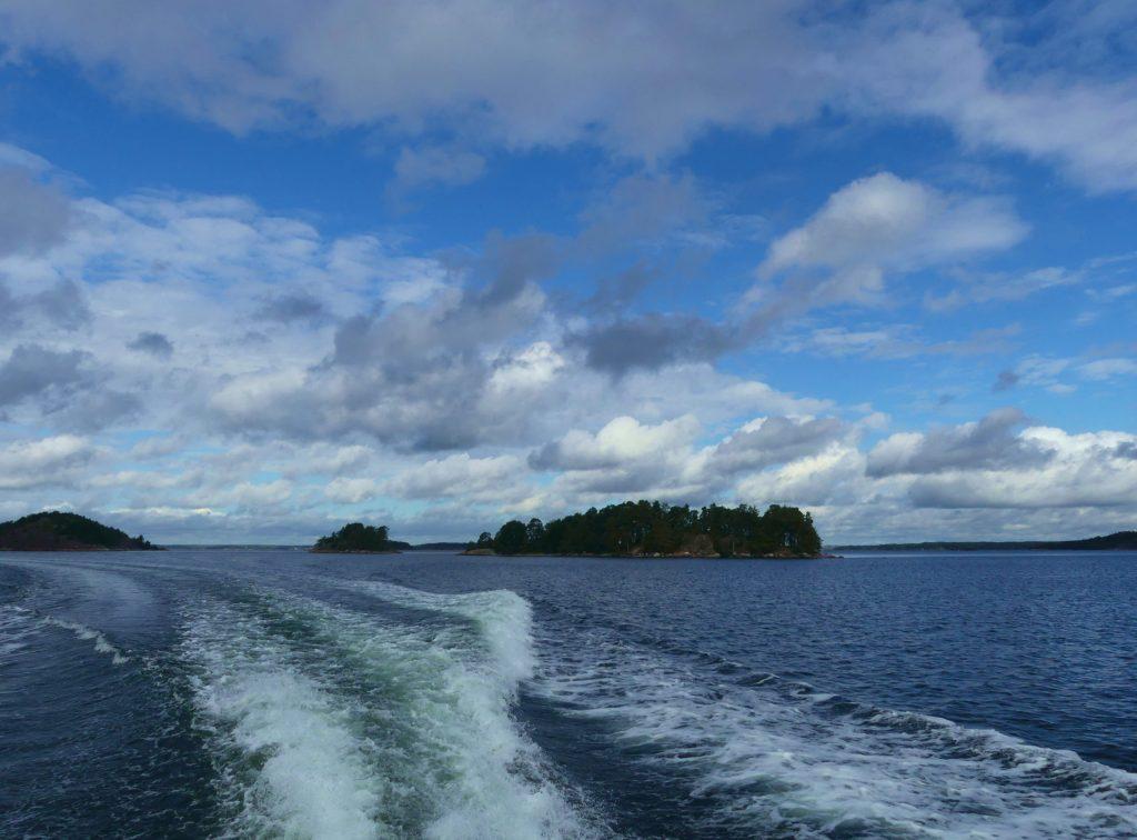 Schären Boot Stockholm