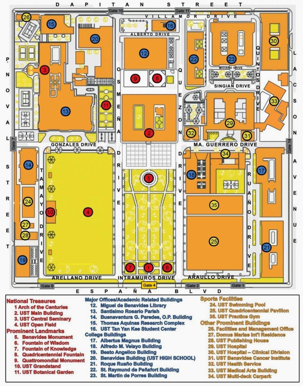 University of Santo Tomas - Santa Rosa Campus - Santa Rosa