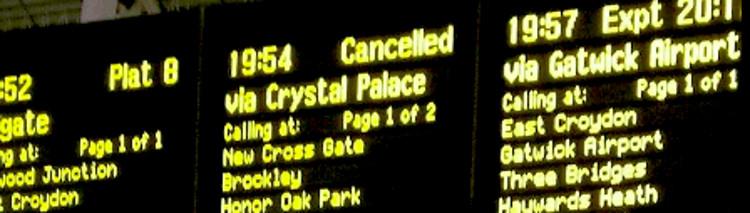 train-cancelled