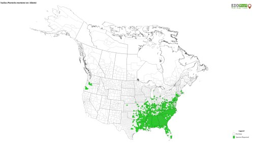 small resolution of eddmaps distribution