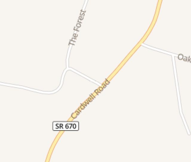 Directions For Bosse Kitt Dvm In Crozier Va 1286 Cardwell Rd
