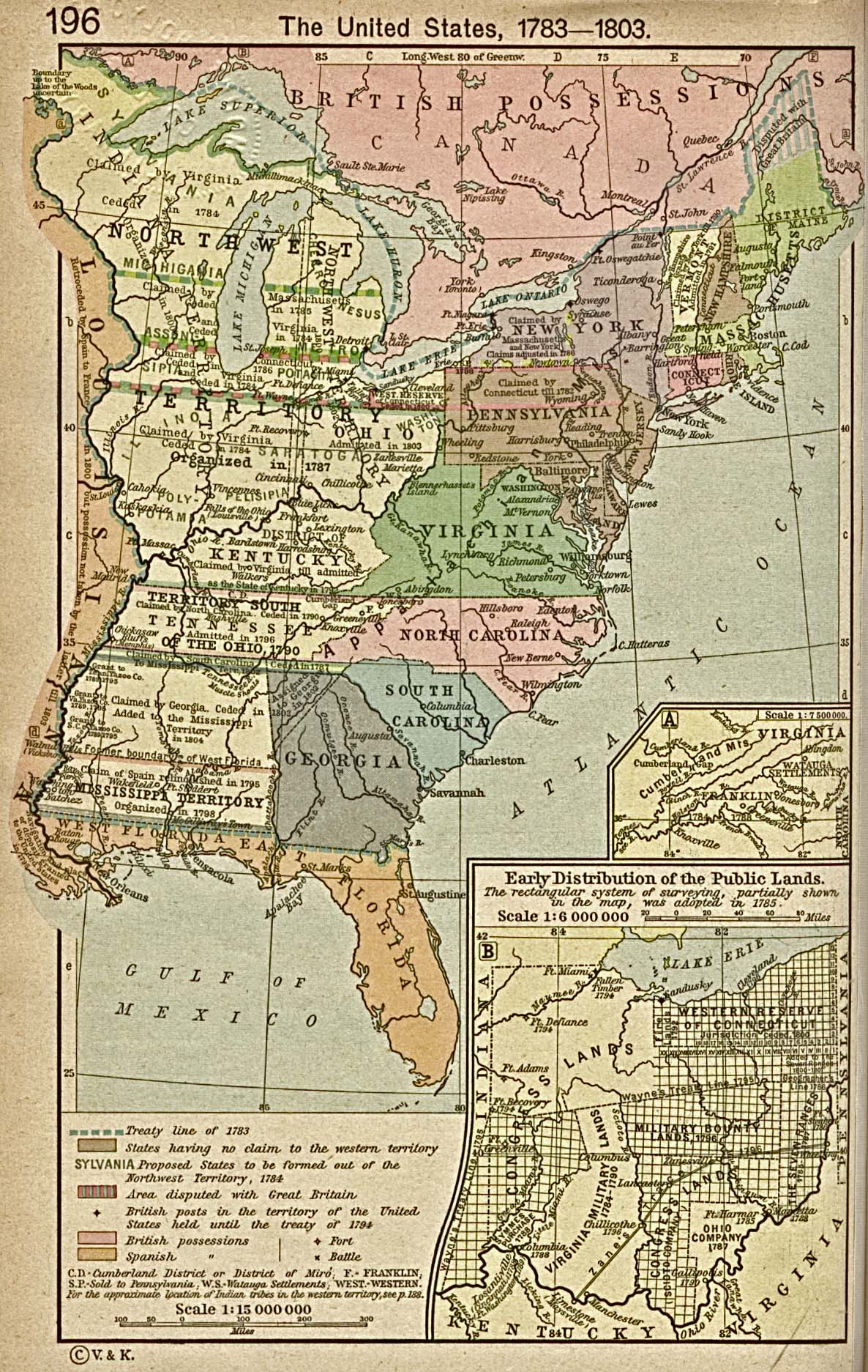 Map of the united states of america. United States Historical Maps Perry Castaneda Map Collection Ut Library Online