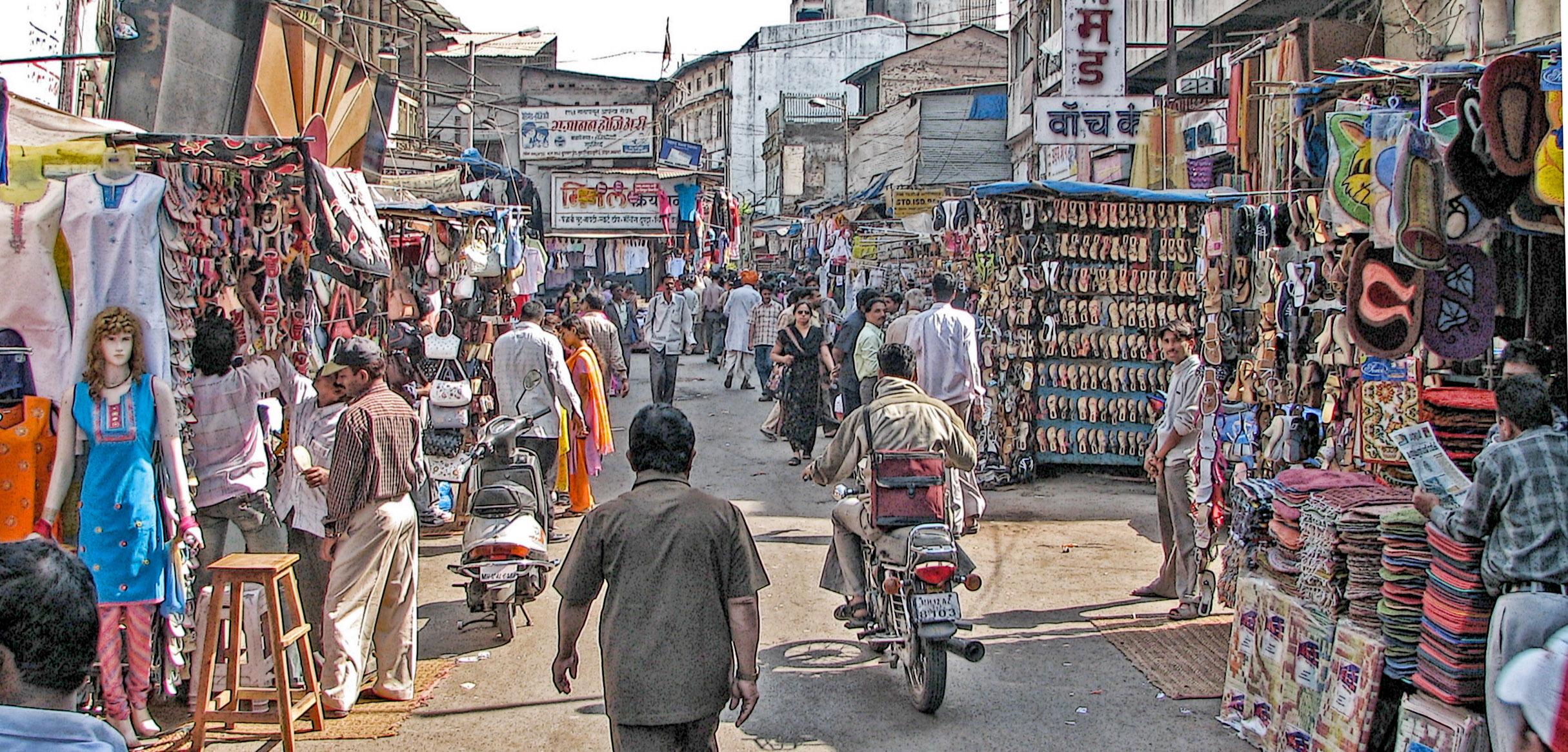 Tulsi Bagh Market Pune Maharashtra 88YC52 Ratings