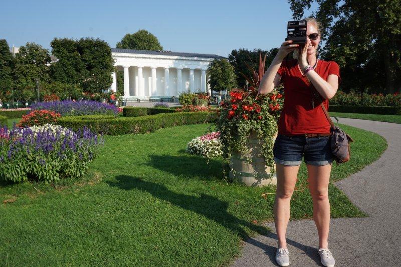 Vienna Polaroid Tour