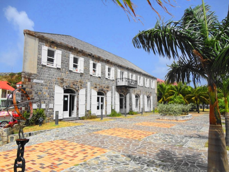 what to do in St Barts - downtown
