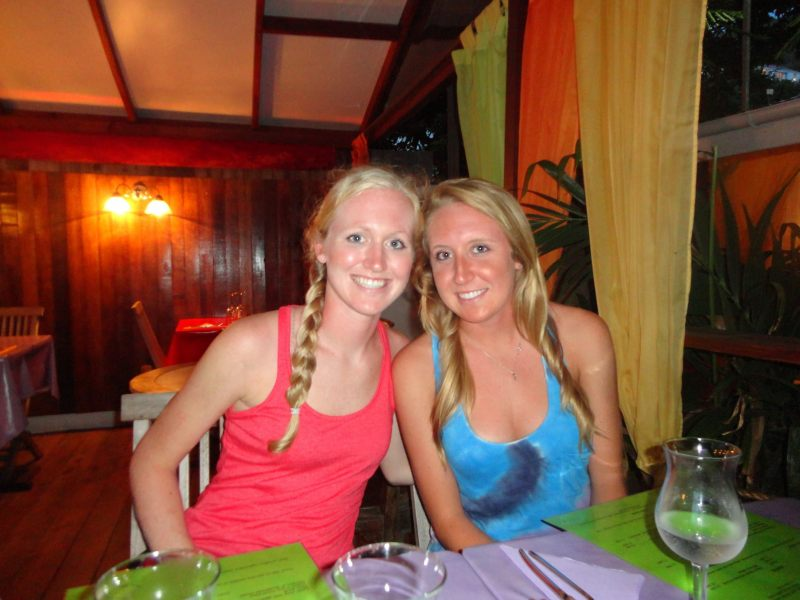 what to do in St Barts - tree house dinner